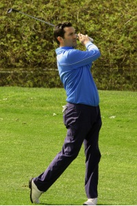 Golf_Gary O'Flaherty_April 2014
