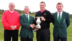 GOLF_Lee Valley_Senior Scratch Cup_Shane Lowry_APR2009