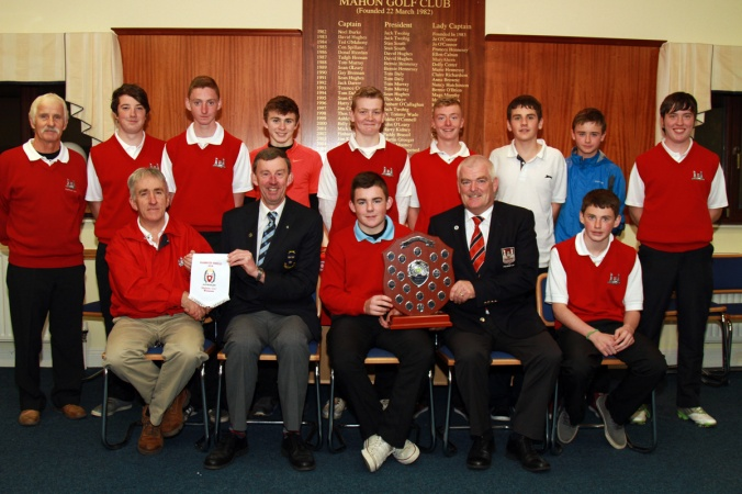 Golf_Harbour Shield_Presentation_Oct 2014