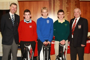 Golf_Harbour Shield_Winners_Oct 2014