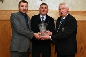 GOLF_GUI Munster Branch_Senior Golfer of the Year_Gary Hurley_Nov2014
