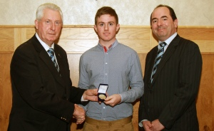 GOLF_GUI Munster Branch_Under 15 Order of Merit Award_Jack Hearn_Nov2014