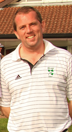 Munster Provincial Coach Fred Twomey
