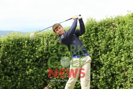 Action from the Fred Daly Trophy Munster Final at Gold Coast Golf Club. Sunday 9th August 2015. Picture: Niall O'Shea