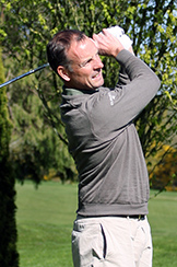 David Higgins, past winner of the Bruen Youths at Muskerry Golf Club