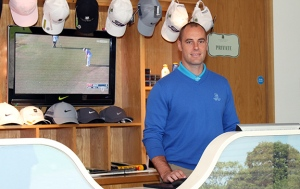 Castlemartyr's Director of Golf Brady Sherwood