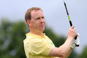 Philip Quinn (Douglas) is enjoying every minute of the busy golfing season. Picture: Niall O'Shea