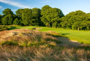 Castlemartyr's 4th hole  Picture: Jamie Gibson.