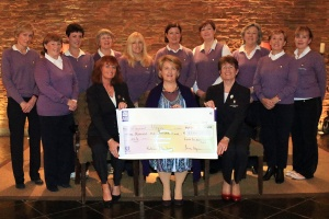 Golf_Fota Ladies_Marymount_Nov 2015