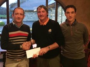Munster PGA Fota Island 16th Nov 2015