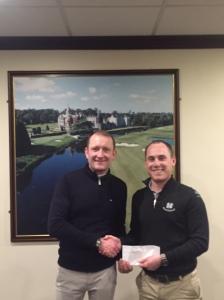 Cian McNamara Munster PGA Adare