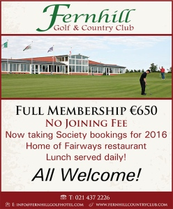 Fernhill Advert