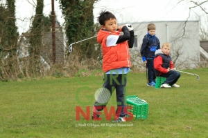 Monkstown Golf Club Junior Easter Camp