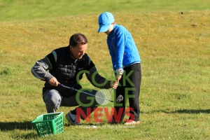 Wayne O'Callaghan Easter Golf Camp 2016