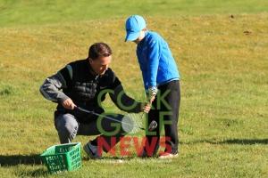 Wayne O'Callaghan Easter Golf Camp 2016