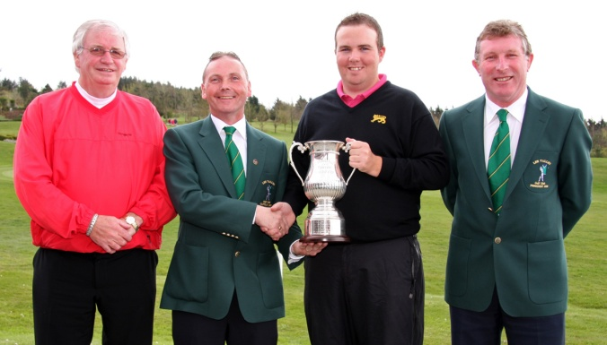 GOLF_Lee Valley_Senior Scratch Cup_Shane Lowry_APR2009