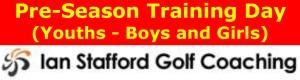 Ian Stafford Training Day Insert