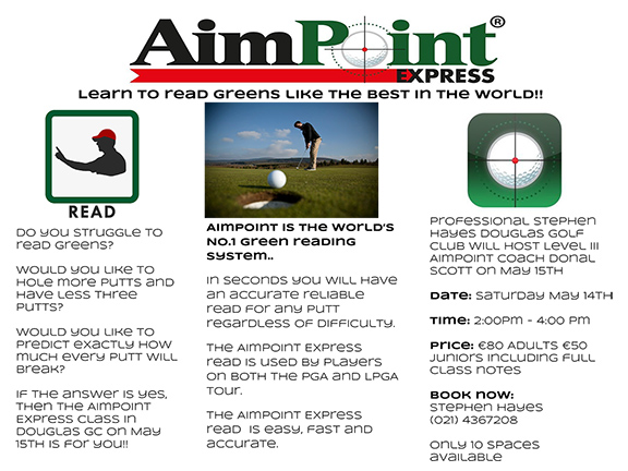 Aimpoint Poster 14th May 2016