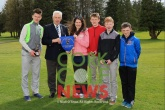 Irish Schools Junior Championships, Munster Finals 2016, Charleville Golf Club, Wednesday 6th 2016
