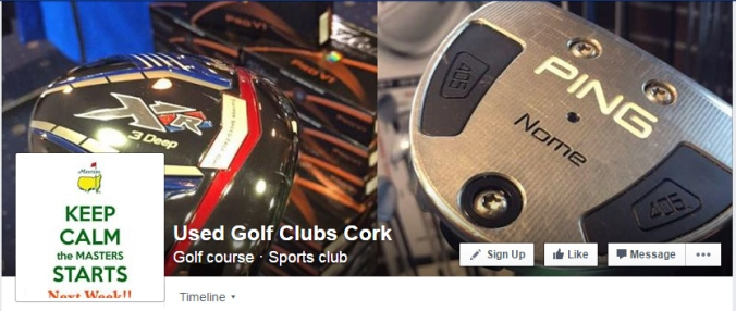 Used Golf Clubs Cork