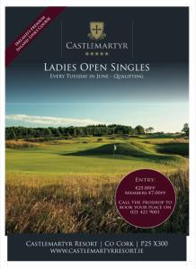 Castlemartyr Ladies Singles