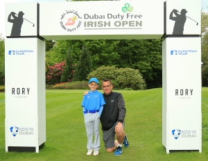 Dubai Duty Free Irish Open, Wednesday 18th May 2016