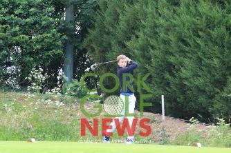 Munster Boys Under 16 Open Championship 2016, Nenagh Golf Club, Wednesday 29th June 2016