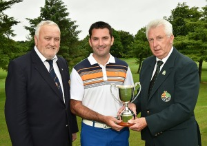 2016 Irish Over-30s Amateur Open Championship at Limerick Golf C