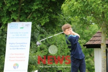 AIG Jimmy Bruen Shield, Munster Finals, Douglas Golf Club, Sunday 17th July 2016; Muskerry Golf Club; Killarney Golf Club