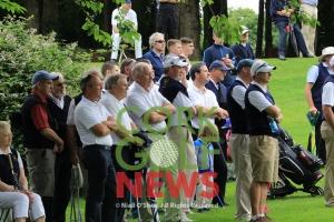 AIG Jimmy Bruen Shield, Munster Finals, Douglas Golf Club, Sunday 17th July 2016; Muskerry Golf Club; Killarney Golf Club