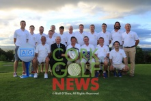 AIG Jimmy Bruen Shield, Munster Finals, Douglas Golf Club, Sunday 17th July 2016;
