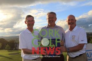 AIG Jimmy Bruen Shield, Munster Finals, Douglas Golf Club, Sunday 17th July 2016;