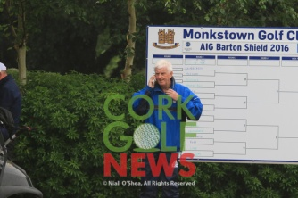 AIG BArton Shield, South Munster, Monkstown Golf Club, Munster Golf GUI