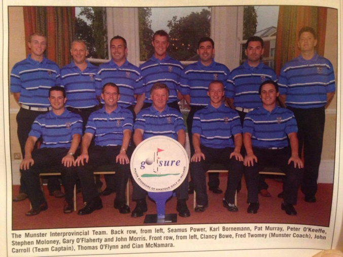 Munster Interpro 2007
