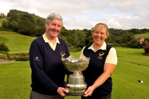 Muskerry Open Mixed Foursomes 2015