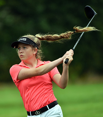 2016 Irish Girls Close Championship at Kilkenny Golf Club