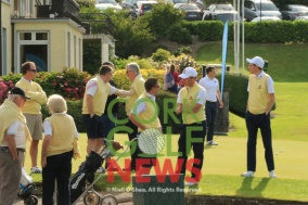 AIG Senior Cup Munster Finals, Cork Golf Club, Saturday13th August 2016