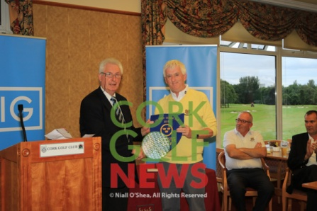 AIG Senior Cup Munster Finals, Cork Golf Club, Saturday13th August 2016