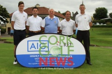 AIG Barton Shield Munster Finals, Cork Golf Club, Saturday13th August 2016