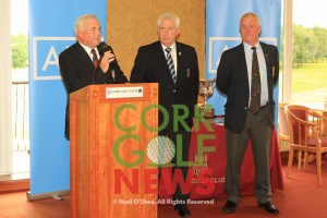 AIG Barton Shield Munster Finals, Cork Golf Club, Saturday13th August 2016