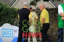 AIG Junior Cup Munster Finals, Cork Golf Club, Sunday14th August 2016