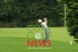Munster Boys Under 14 Open Championship, Tipperary Golf Club, Thursday18th August 2016
