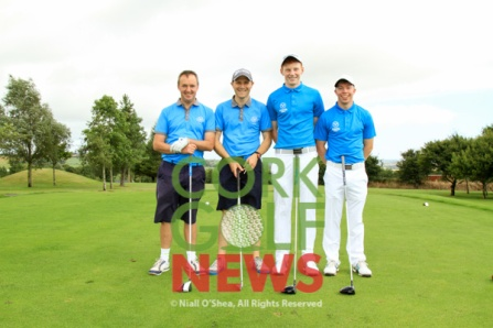 Kinsale Pro-Shop Challenge, fundraising event for Special Olympics, Kinsale Golf Club, Monday 22nd August 2016