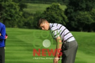 Irish Junior Foursomes Munster Semi- Final, Newcastlewest Golf Club, Friday 5th August 2016