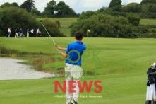 Irish Junior Foursomes Munster Final, Newcastlewest Golf Club, Friday 5th August 2016