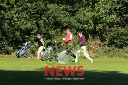 Cork Pro-Am, Cork Golf Club, Monday 8th August 2016