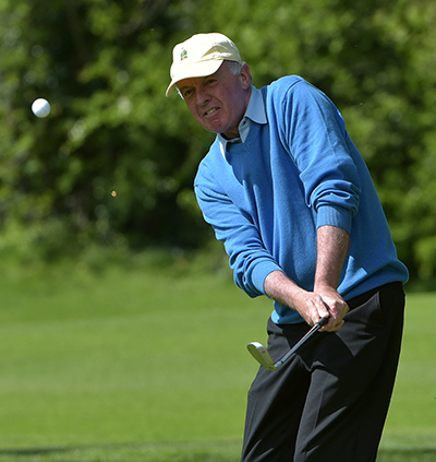 2016 Irish Seniors Amateur Open Championship at Ardee Golf Club