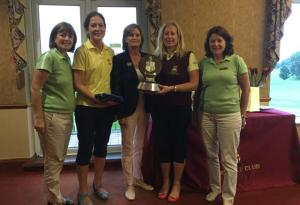 Eileen Murphy Foursomes East Cork 2016