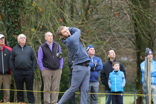 Pictures from the Seamus Power golf clinic at Monkstown Golf Club. Picture: Nialll O'Shea