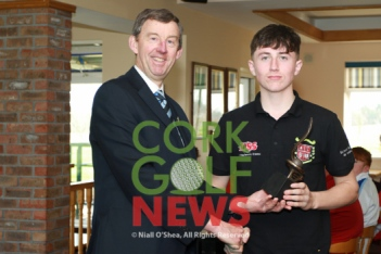 Irish Schools Junior Championship Munster Final, Cahir Park Golf, Mon 13th March 2017, De La Salle Waterford, Castletroy College, Patrician Academy Mallow, hamilton High School Bandon
